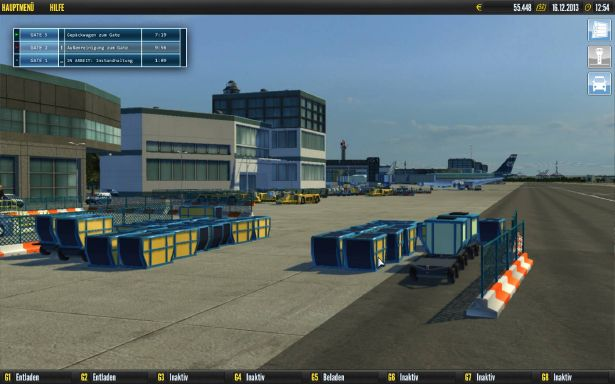 Airport Simulator 2014 PC Crack