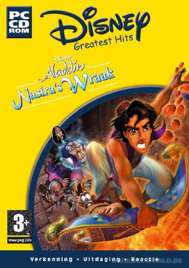 Disney's Aladdin in Nasira's Revenge Free Download