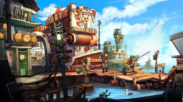 Chaos on Deponia PC Crack