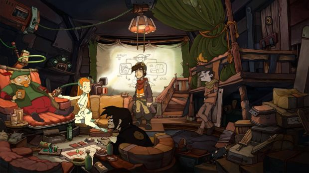 Chaos on Deponia Torrent Download