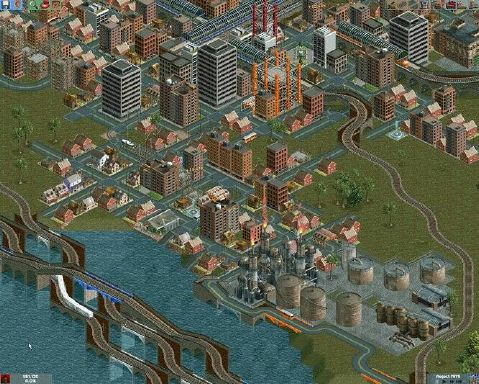 Chris Sawyer's Locomotion Torrent Download
