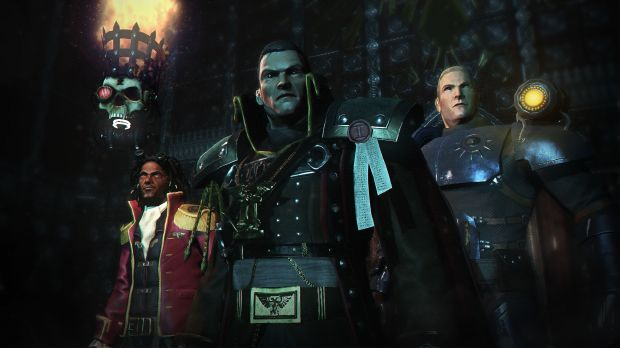 Eisenhorn: XENOS Torrent Download