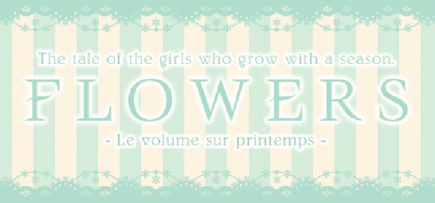 Flowers -Le volume sur printemps- Free Download