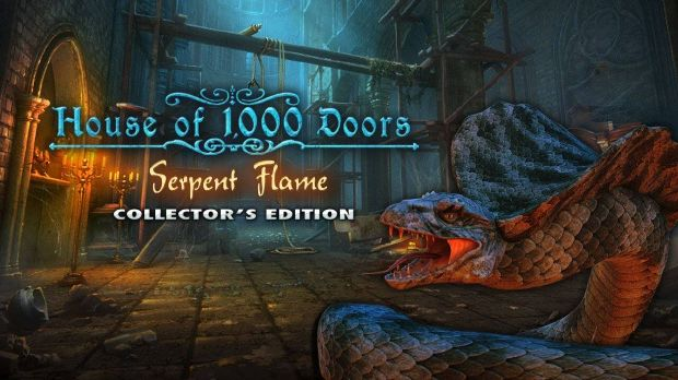 House of 1000 Doors: Serpent Flame Collector's Edition Free Download