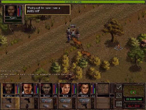 Jagged Alliance 2 Gold PC Crack
