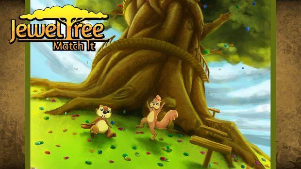 Jewel Tree: Match It Free Download