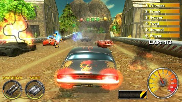 Lethal Brutal Racing Torrent Download