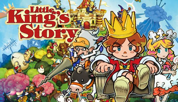 Little King's Story Free Download