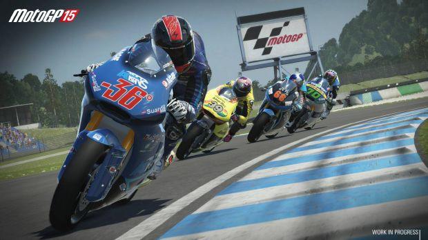 MotoGP 15 PC Crack