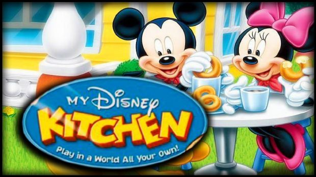 My Disney Kitchen Free Download