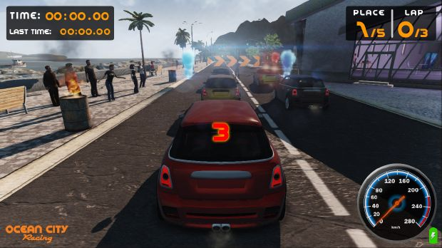 OCEAN CITY RACING: Redux Torrent Download