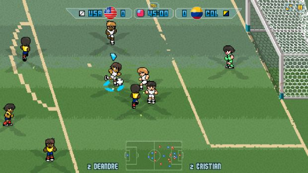 Pixel Cup Soccer 17 PC Crack