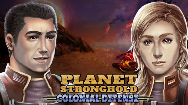 Planet Stronghold: Colonial Defense Free Download