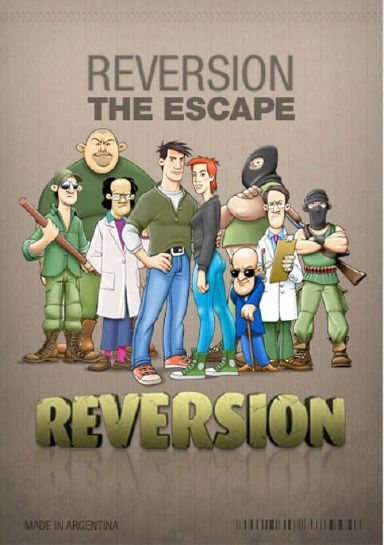 Reversion - The Escape (1st Chapter) Free Download