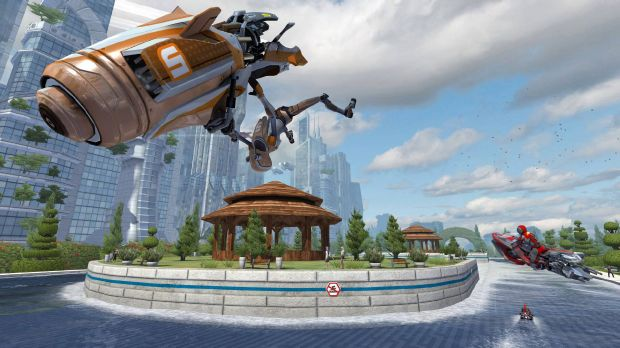 Riptide GP: Renegade PC Crack
