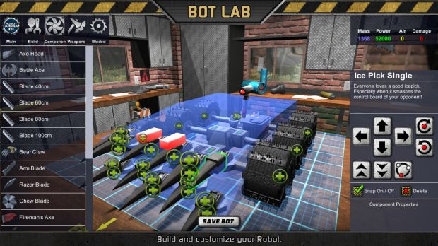 Robot Arena III PC Crack