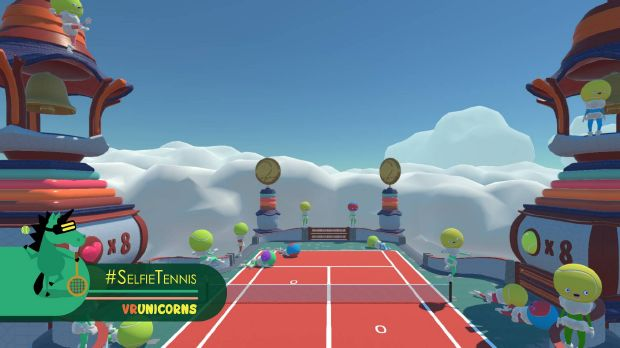 #SelfieTennis PC Crack