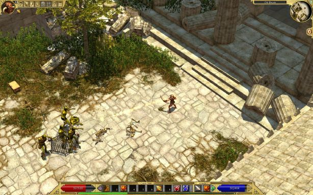 Titan Quest Anniversary Edition PC Crack