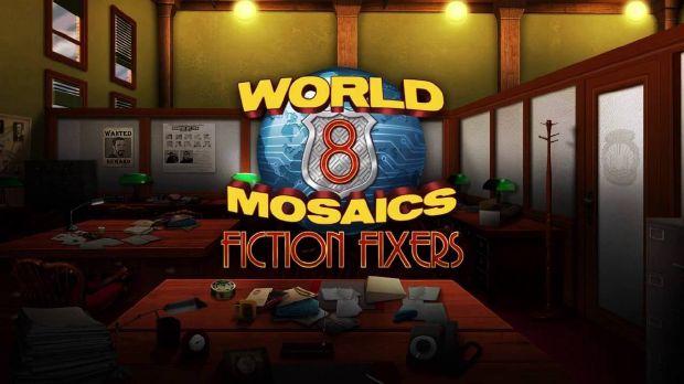 World Mosaics 8: Fiction Fixers Free Download « IGGGAMES