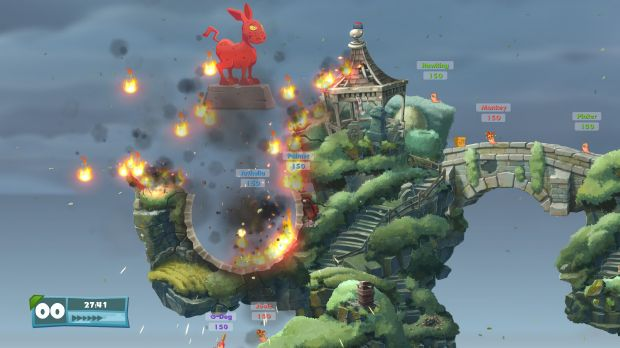Worms W.M.D Torrent Download