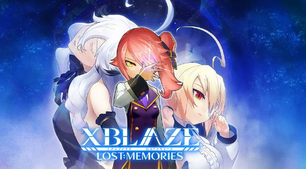 XBlaze Lost: Memories Free Download