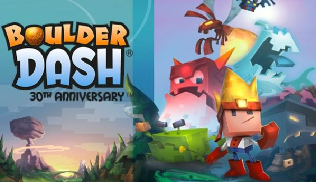 Boulder Dash 30th Anniversary Free Download