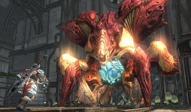 Darksiders PC Crack