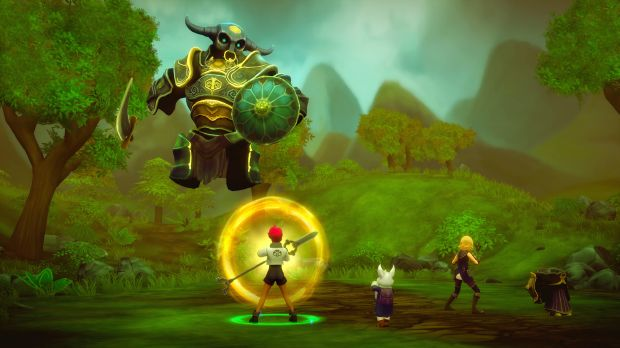 EARTHLOCK: Festival of Magic Torrent Download