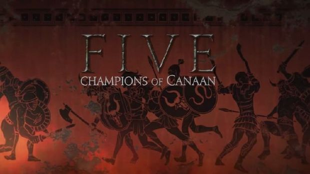 FIVE: Champions of Canaan Free Download