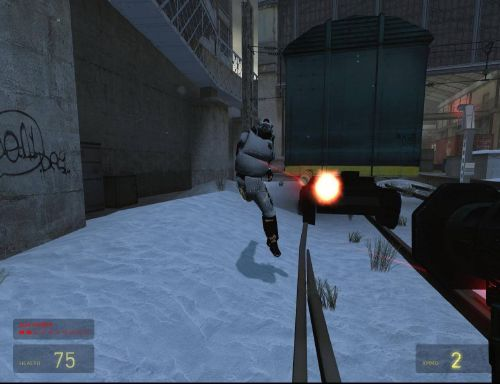 Half-Life 2: Deathmatch PC Crack