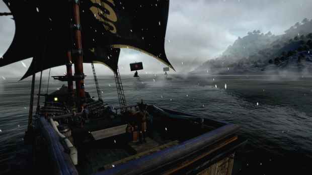 Man O' War: Corsair Warhammer Naval Battles PC Crack