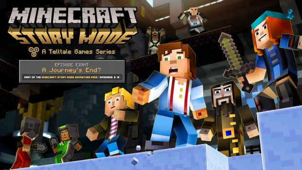 minecraft story mode free download pc full version