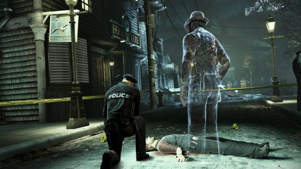 Murdered: Soul Suspect PC Crack