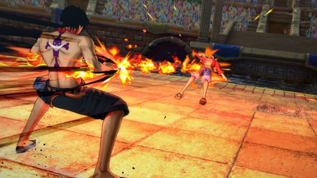 One Piece Burning Blood PC Crack