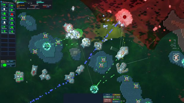 Particle Fleet: Emergence Torrent Download