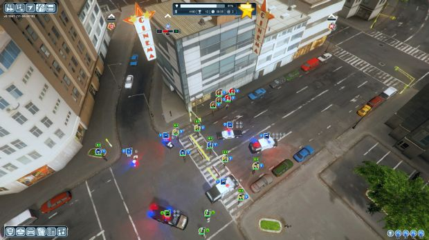 Police Tactics: Imperio PC Crack