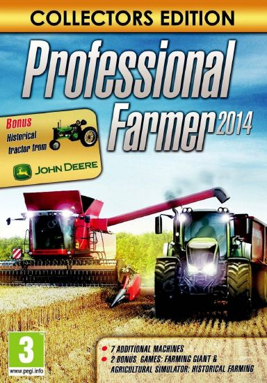 Professional Farmer 2014 Platinum Edition Free Download