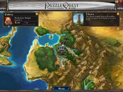PuzzleQuest: Challenge of the Warlords Torrent Download