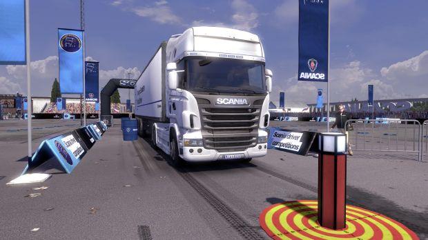 Scania Truck Driving Simulator PC Crack