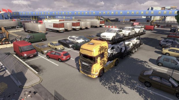 Scania Truck Driving Simulator Torrent Download