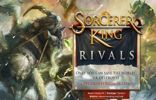 Sorcerer King: Rivals Free Download