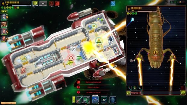 Space Rogue PC Crack