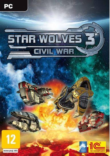 Скачать star wolves 3: civil war (1c publishing eu) (eng) [l.
