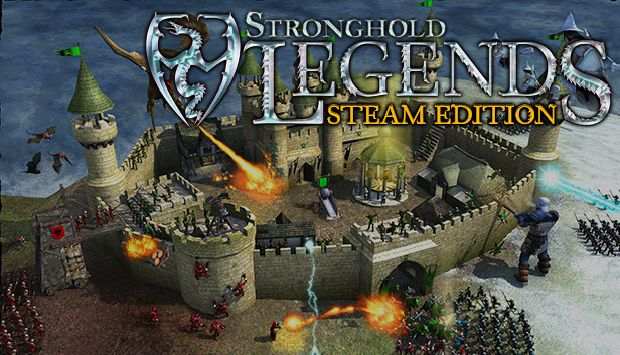 Stronghold Legends: Steam Edition Free Download « IGGGAMES