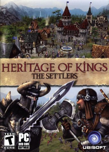 The Settlers: Heritage of Kings Free Download « IGGGAMES