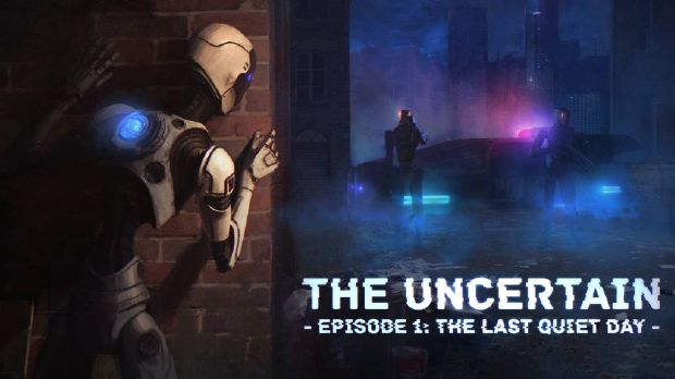 The Uncertain: Episode 1 - The Last Quiet Day Free Download