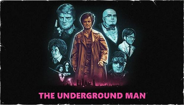 The Underground Man Free Download
