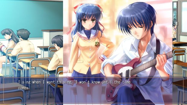 CLANNAD Side Stories PC Crack
