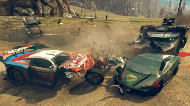 Carmageddon: Max Damage Torrent Download