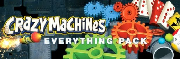 Crazy Machines Complete Collection Free Download